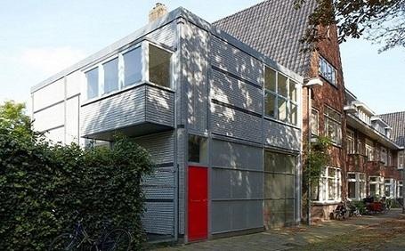 Gerrit Rietveld, Casa del chofer | TECNNE - Arquitectura y contextos | Marcelo Gardinetti | Scoop.it