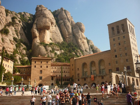 Escursione al monastero di Montserrat | barcelona and tossa del mar | Scoop.it