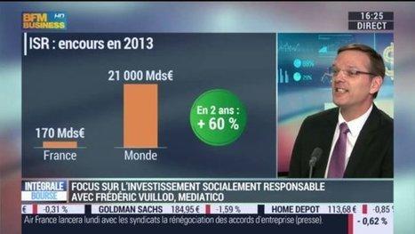 Investissement responsable : le projet de label ISR public refait surface   Vers une économie positive   Scoop.it