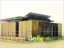 Sumbiosi, une maison solaire en osmose avec l'environnement | Constructions écologiques | Scoop.it