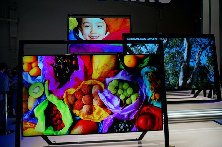 Samsung 4K UHD UN85S9 - One of The Most Expensive Smart TV in The World | Machinimania | Scoop.it