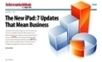 InformationWeek Reports ::Research: The New iPad: 7 Updates That Mean Business   E-publishing   Scoop.it