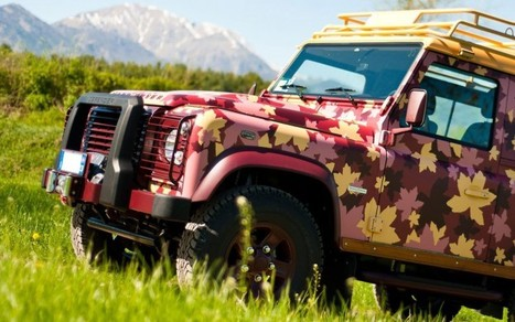 Land Rover Defender Vineyard Edition Debuts | Winecations | Scoop.it