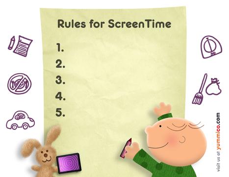Screentime App | Children Interactive TV | Scoop.it
