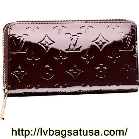 Louis Vuitton Zippy Wallet Monogram Vernis M93522 | Louis Vuitton Outlets Online_lvbagsatusa.com | Scoop.it