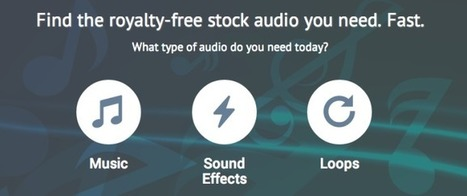 VideoBlocks Launches Subscription-Based Stock Music Service   Technology news   Scoop.it
