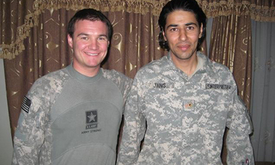 The US promised a visa to my Afghan interpreter. Now it's been revoked | Translation | Scoop.it