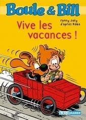 Boule&Bill : Vive Les Vacances ! / Lire en Ligne | mômes&ligne | Scoop.it