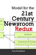 Model for the 21st Century Newsroom - Redux | Online journalistiek | Scoop.it