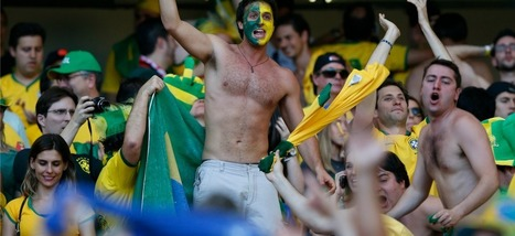 Pourquoi il n'y a presque pas de Brésiliens noirs dans les stades du ... | Brésil 2014 au quotidien | Scoop.it