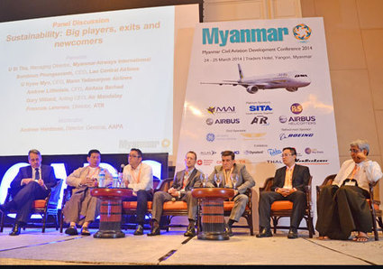 Myanmar aims to become regional aviation hub - Myanmar Times | Airport Planning | Scoop.it
