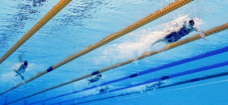 6 Ways Katie Ledecky Thinks Differently: The Psychology of Success | Coaching & Neuroscience | Scoop.it