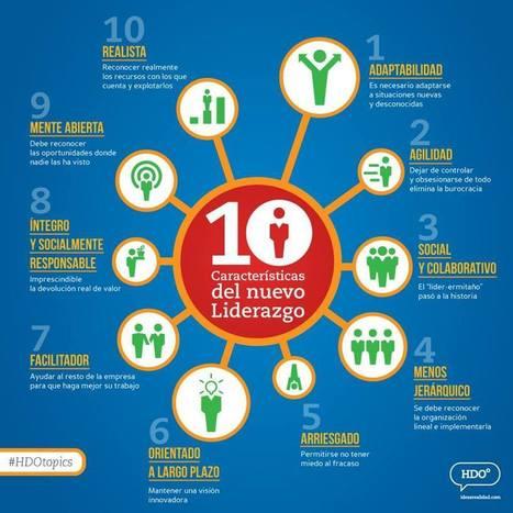 10 características del nuevo liderazgo | Relaciones Humanas | Scoop.it