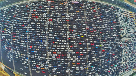 This insane Beijing traffic jam will make you thankful for your commute | Real Estate Plus+ Daily News | Scoop.it