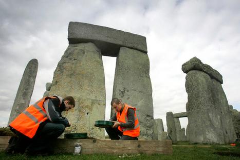 Un monument antique découvert à Stonehenge | Merveilles - Marvels | Scoop.it