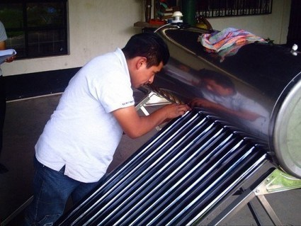 My First Solar Water Heater — A 2-Year Review | Sustain Our Earth | Scoop.it