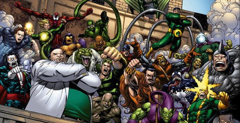 10 Killer Candidates For SPIDER-MAN Movie's Big Bad   Comic Book Trends   Scoop.it