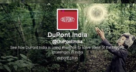DuPont India on Twitter | DuPont ASEAN | Scoop.it