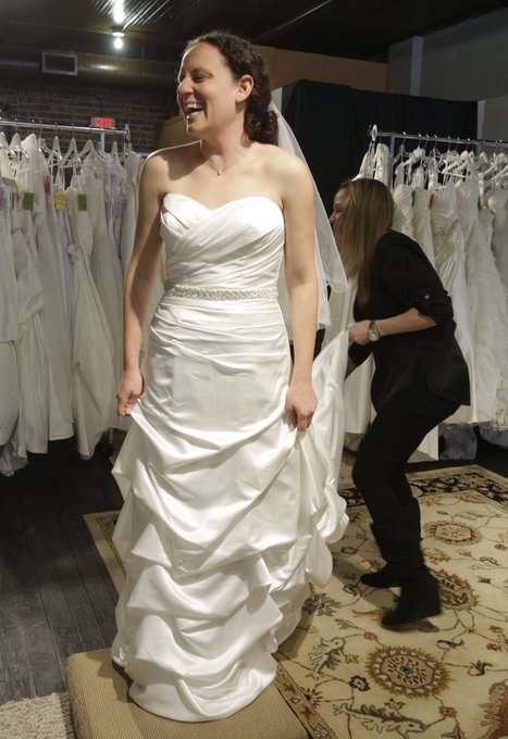 Wedding dress for less - Access Atlanta | Bridal Gown Shopping Experience | Scoop.it