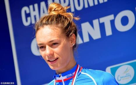 Emilie Rochedy – «Engranger un maximum d'expérience» | ducyclismeféminin.com | Scoop.it