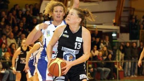 Basket-ball. N2 féminine : Alençon tient déjà son maintien - Ouest-France | Basket - Ressources pédagogiques | Scoop.it