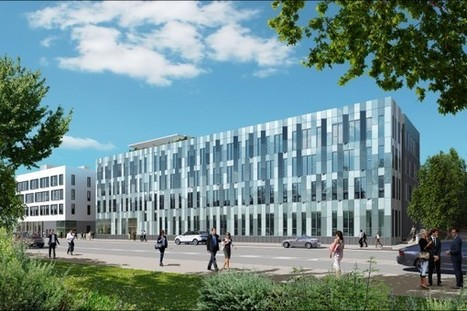 Meudon : Affine acquiert Green Office en Seine en VEFA auprès de Bouygues Immobilier | Commercial Real Estate News | Scoop.it