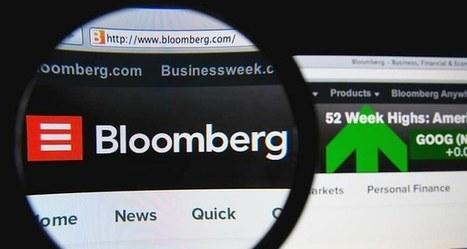 L'agence Bloomberg se recentre sur la couverture du monde des affaires | DocPresseESJ | Scoop.it