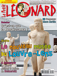 Le nouveau musée du Louvre-Lens - Qu'est-ce que la Renaissance ? | Le Petit Léonard n° 176 | presse | Scoop.it