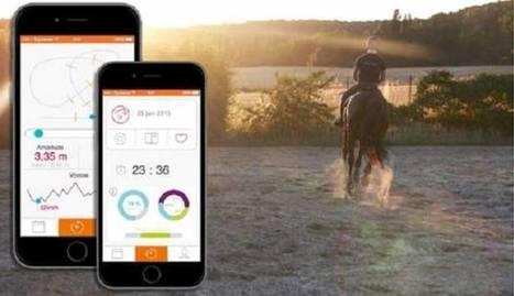 Équisense lance Balios, le 1er objet connecté destiné à l'Équitation ! - Ilosport   Sport, qualité de vie,   Scoop.it