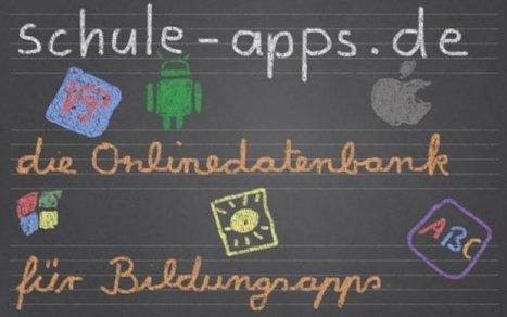 App-Tipps für die Schule – Medienpädagogik Praxis-Blog | E-Learning - Lernen mit digitalen Medien | Scoop.it
