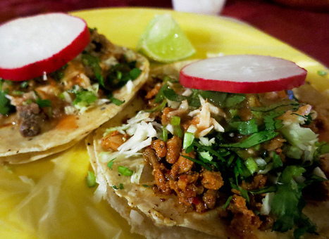 A Beginner Guide to Mexican Tacos - Twenty-Something Travel | healthy mexican food & lifestyle | Scoop.it