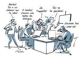 Notice - Les outils pour convertir un visiteur en client - Espace Numérique Entreprises | e.business & webmarketing | Scoop.it