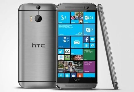 Verizon-bound HTC W8 tipped for Q3 debut with WP 8.1, Duo Camera - TechnologyTell | Windows Phone | Scoop.it