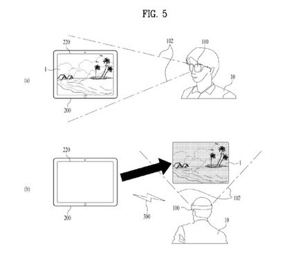 LG's headmounted display patent ensures youre always watching | Immersive Virtual Reality | Scoop.it