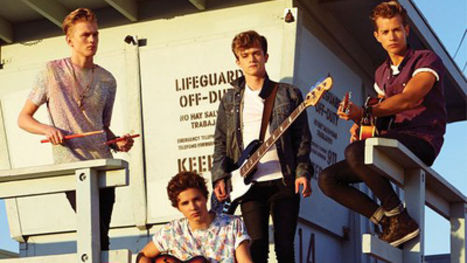 Demi Lovato And The Vamps Team Up For A Summer Anthem -- Listen Now | randomness | Scoop.it