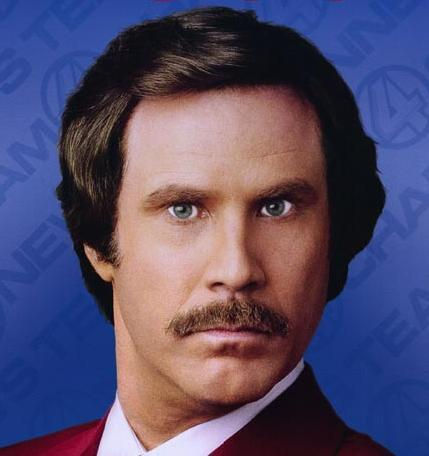 Blogging Advice From Ron Burgundy – For Bloggers By Bloggers | Digital Marketing Power | Scoop.it