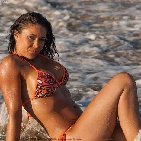 Fitness Model Gallery - Lauren Colson - NPC Bikini Competitor | FRESH | Scoop.it