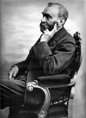 """The Reason There is No """"Nobel Prize for Mathematics"""" Had Nothing to Do With Any Wife/Mistress of Alfred Nobel 