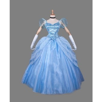 Disney Cinderella Princess Cinderella cosplay costume | cosplay costumes | Scoop.it