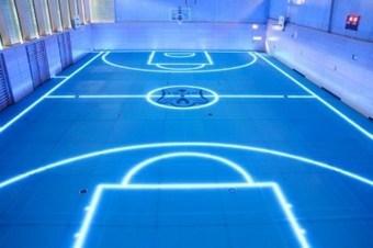 LED Marking Lines | Coté Vestiaire - Blog sur le Sport Business | Scoop.it