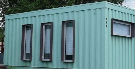 Store and Save Space with Shipping Containers | gatewaycontainersales | Scoop.it