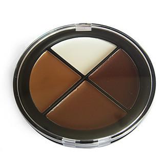 Natural Finish NO.3 Concealer Makeup Palette - 4 Colors - makeupsuperdeal.com   Face Makeup   Scoop.it