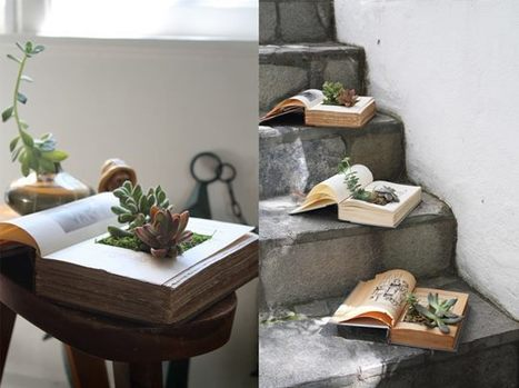 You don't like your book anymore ? | plant and design | Scoop.it