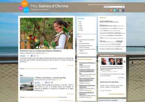 Les enjeux d'un blog dans l'e-tourisme | Formation Web 2.0 Tourisme | Scoop.it