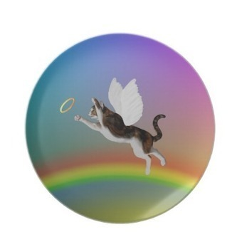 Angel Calico Cat from Zazzle.com | Fanciful Animals to Delight You | Scoop.it