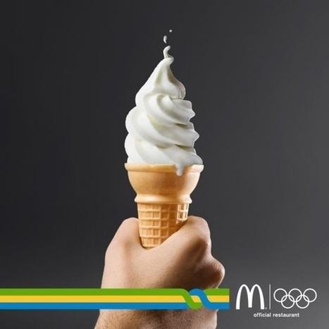 McDonald's s'affiche comme partenaire officiel des Jeux Olympiques Rio 2016 - Communication (Agro)alimentaire | Communication Agroalimentaire | Scoop.it