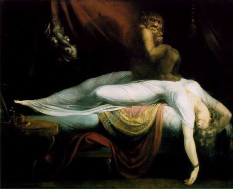Sleep Paralysis and the Supernatural | Psychology and Brain News | Scoop.it