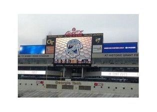 Panasonic helps Georgia Tech expand and upgrade LED video displays - CIOL | Industrial Led Displays - Adsystemsled | Scoop.it