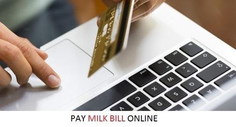 Pay Milk Bill Online | Easymilk | Scoop.it