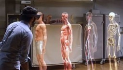 Training of physicians using Microsoft HoloLens - it's just | Gamificacion en Salud | Scoop.it